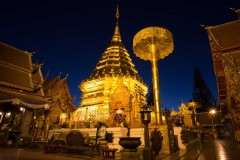 A sacred place: Doi Suthep